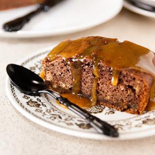 Ginger Marmalade Cake.