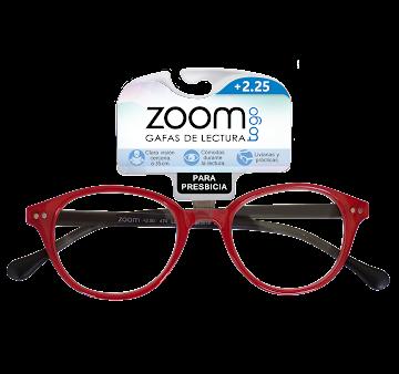 //Gafas Zoom Togo   Lectura Bicolor 2 Aumento 2.25 X1Und