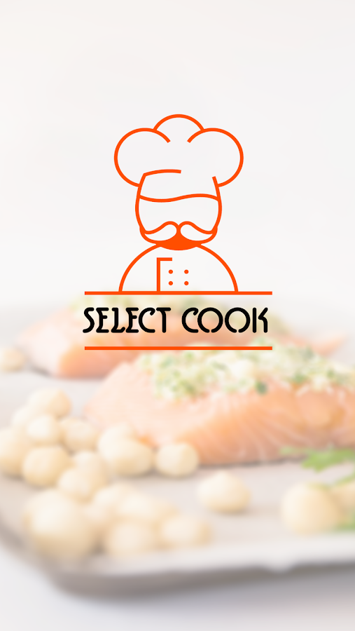 Select Cook: Chef Finder & Net- screenshot