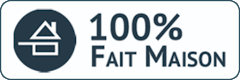 100% Fait Maison - Les Crêpes d'Amandine