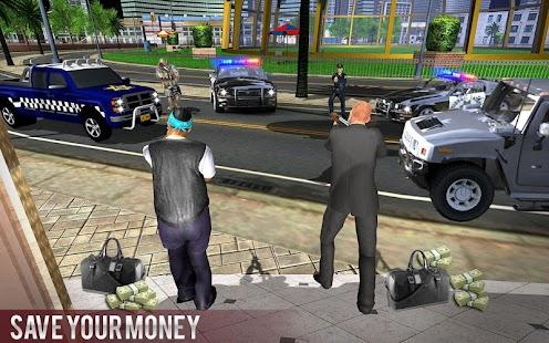 City Bank Robbery Mafia Heist: Virtual Gangster 3D - náhled