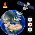 Live Earth Map 2021 with Offline Maps