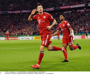 Bayern München ontsnapt na knotsgekke bekermatch tegen tweedeklasser