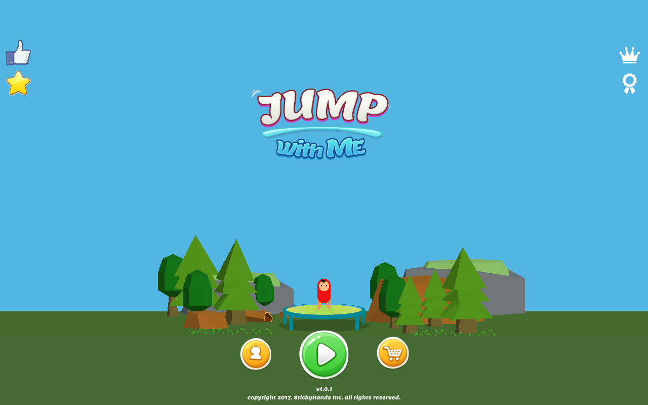 Jump With Me- screenshot