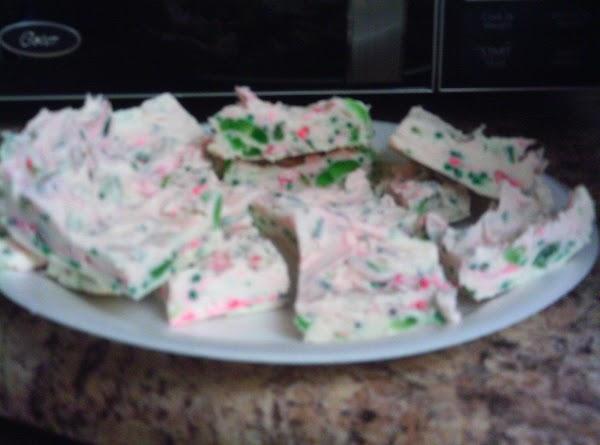 Grace's Christmas Fudge Recipe