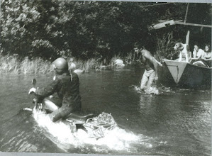 Photo: Jokių problemų - Jawa ir ežere Jawa