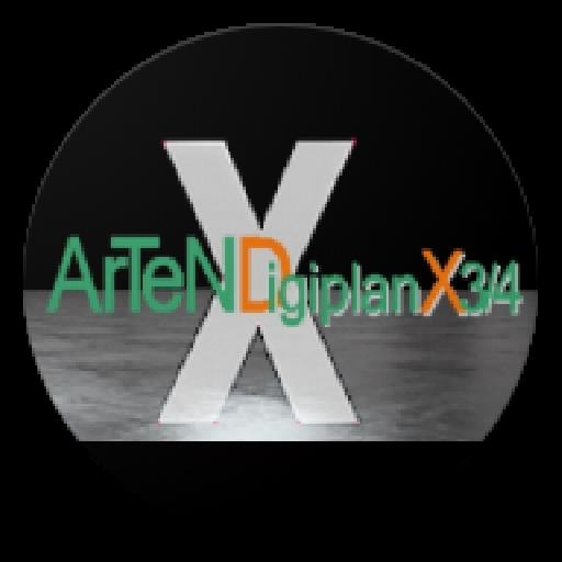 ArTeN Digiplan X3-X4 Leica DISTO™
