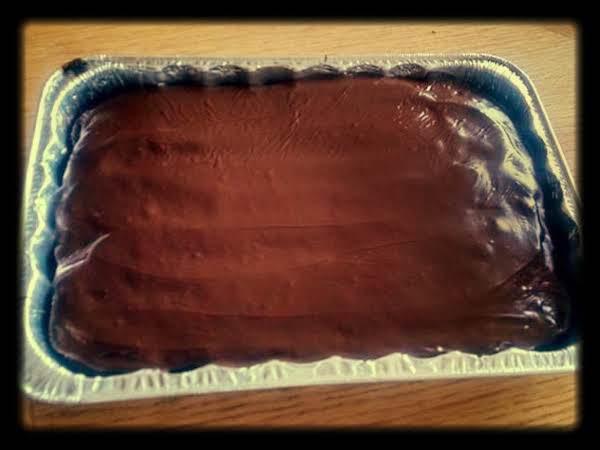 Hershey Syrup Cake Recipe