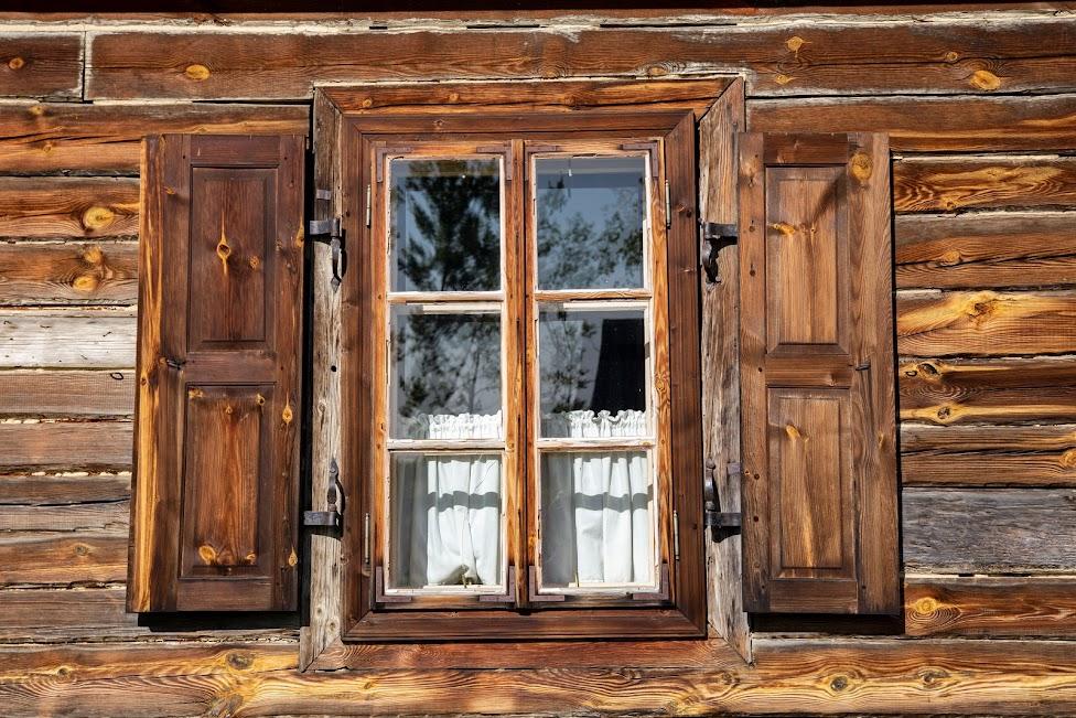 okna, Muzeum Wsi Kieleckiej