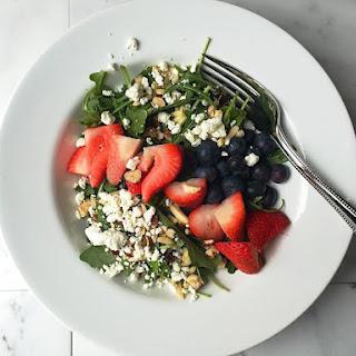 Arugula & Berry Salad