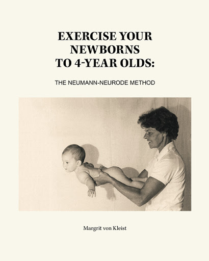 Exercise Your Newborns to 4-Year Olds cover
