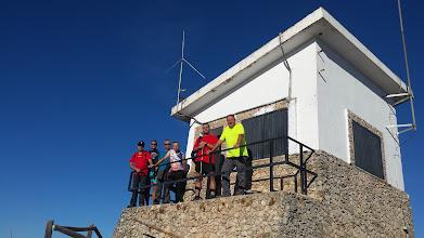 Photo: Caseta del forestal en la cima del Cerro Helechal.
