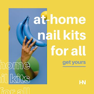 Nail Kits for All - Instagram Carousel Ad Template
