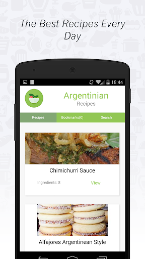 Argentinian Cuisine: Recipes