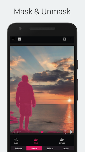 PixaMotion Loop Photo Animator & Photo Video Maker 1.0.3 screenshots 5