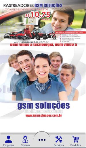 GSM Soluções