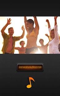 Tanec Hudba Vyzvánění - náhled