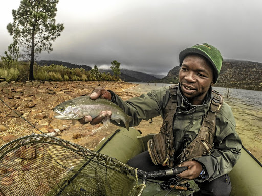 Trevor Sithole: Experience what he calls 'Zulu-flavoured fly fishing' (Midlands guide) permission granted