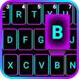 Emoji Smart Neon keyboard apk