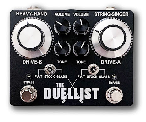 King Tone The Duellist Dual Overdrive