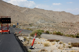 Photo: (Year 3) Day 35 - The Devils Canyon and Interstate 8 Roadworks