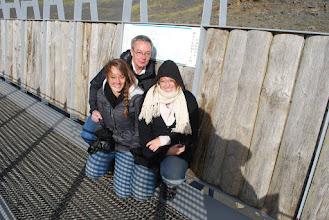 """Photo: 16.09.13 - """"Bridge between Continents"""" - südlich Hafnir auf der Reykjanes-Halbinsel"""