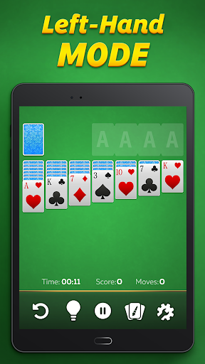Solitaire Play u2013 Classic Klondike Patience Game screenshots 7