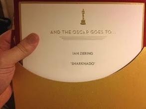 Photo: 3/2/14 - Oscar night.