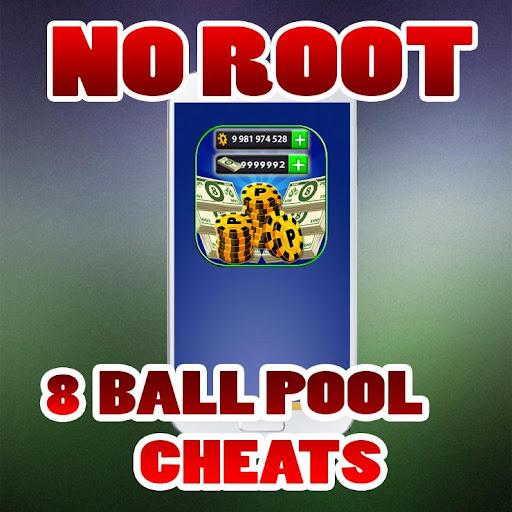 No Root Coins For 8 Ball Pool prank 1.0 screenshots 5