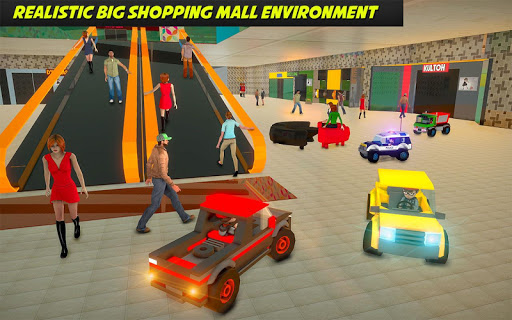 Shopping Mall electric toy car driving car games 1.1 7