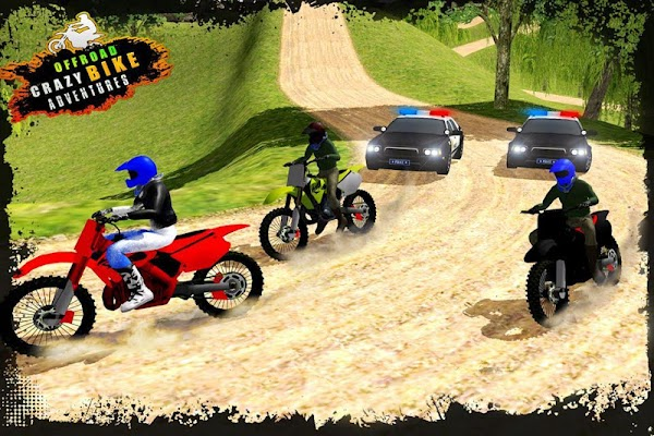 Offroad Crazy Bike Adventures - screenshot