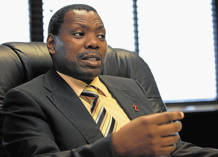 Zweli Mkhize. File photo