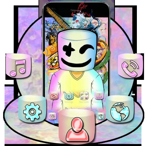Electronic Music DJ Theme