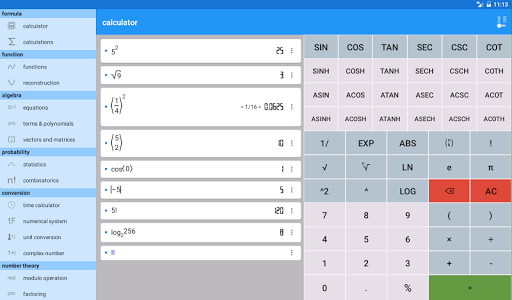 Mathematics 3.4.3 screenshots 7