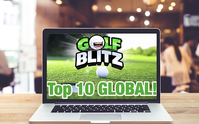 Golf Blitz HD Wallpapers Game Theme