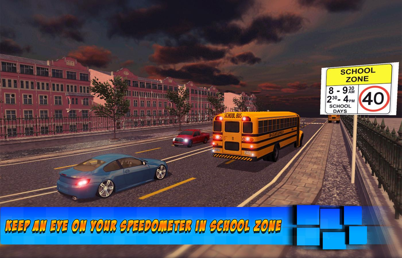 Driving Test Simulator: School- screenshot