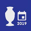 Schedule for Copa America 2019 Brazil icon