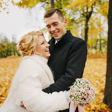 Wedding photographer Zinaida Romanenkova (RomanenkovaPhoto). Photo of 24.10.2016