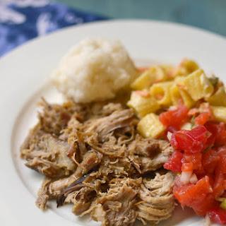 Hawaiian Plate Lunch.