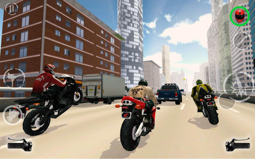 MOTO RACER 2018 1.0 screenshots 4
