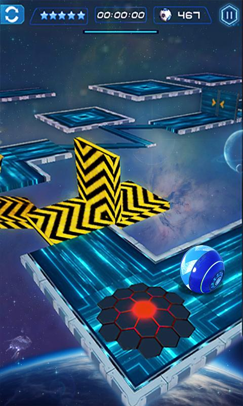 Rolling Ball- screenshot