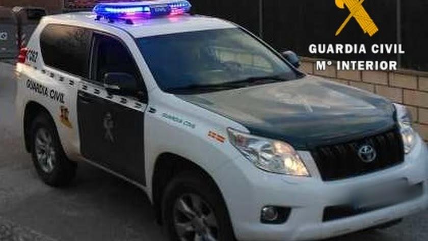 Imagen de archivo de un coche patrulla.