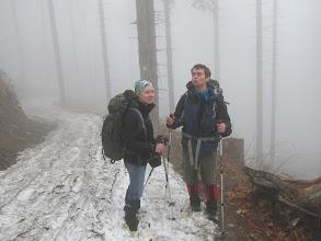 Photo: 04.Ania i Marcin. Wygłupiamy się trochę ;)