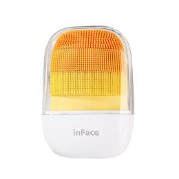 Aparat curatare faciala Xiaomi inFace Sonic, silicon medicinal, Waterproof IPX7
