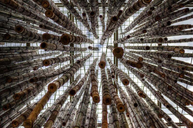 Pioggia di Bambù di Peggy