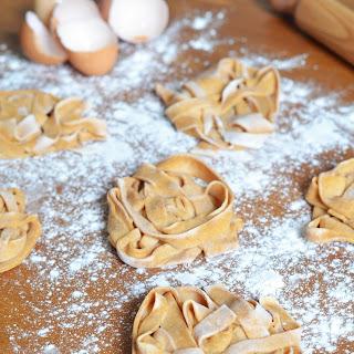 Pureed Pumpkin Pasta Recipes