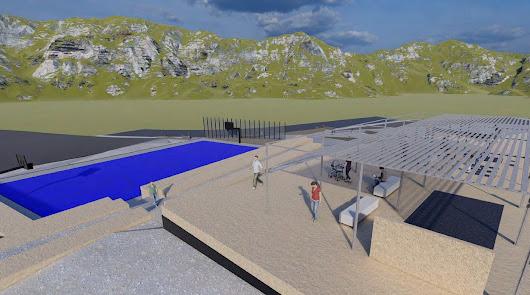 El ocio y el deporte cobran vida en el 'nuevo' Mirador del Mediterráneo