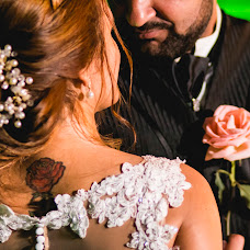 Wedding photographer Luiz felipe Andrade (luizamon). Photo of 28.06.2017
