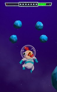 Space Chicken: James T. Cluck- screenshot thumbnail
