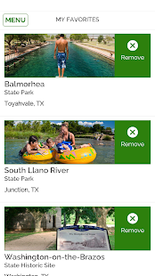 TX State Parks Official Guide- screenshot thumbnail